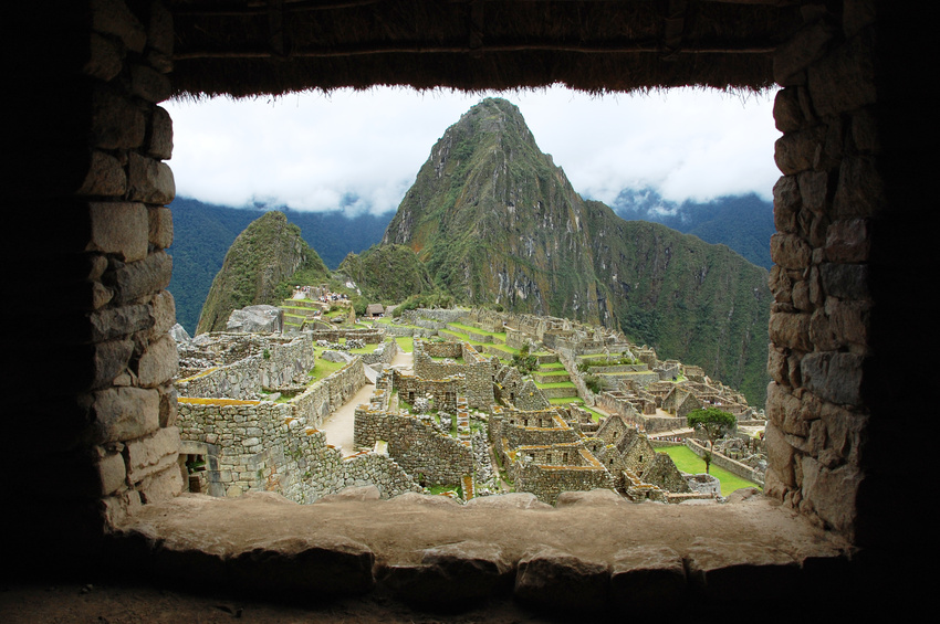 Machupicchu - breathtaking palce- you should visit it before death